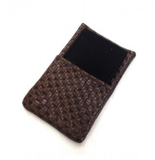 Handmade Tablet Pouch ,electromagnetic shield