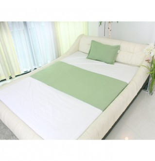 Earthing bed cover Half Size