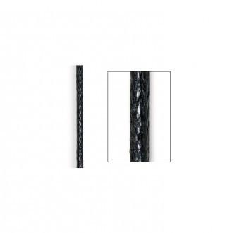 Q-Link Black Waxed Cord