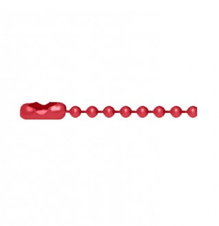 Q-Link Red Bead Chain link