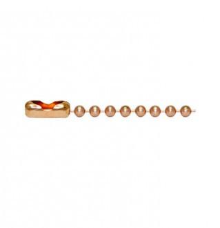 Q-Link pendant  Copper Copper Bead Chain