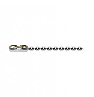 Q-Link Sterling Silver Bead Chain