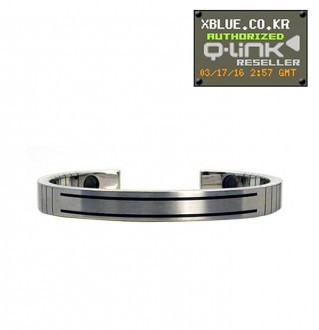 Q-Link Women Stainless Steel Bracelet