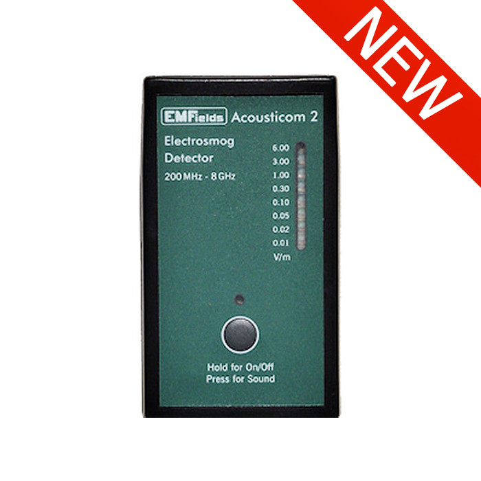 Acousticom2 high-frequency meter