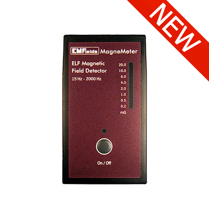 MagneMeter low-frequency meter