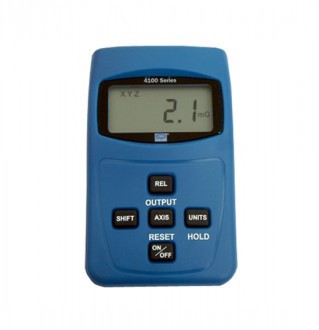 4190 meter magnetic low frequency (LF) Meter