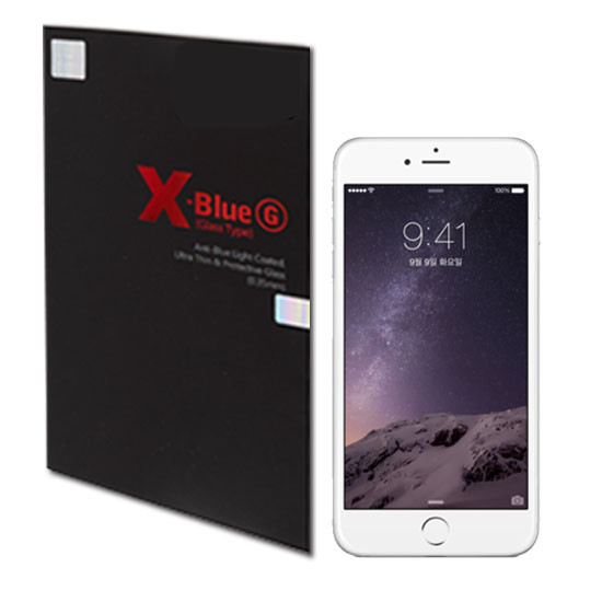 IPhone 6 / 6S Plus blue light blocking screen protector