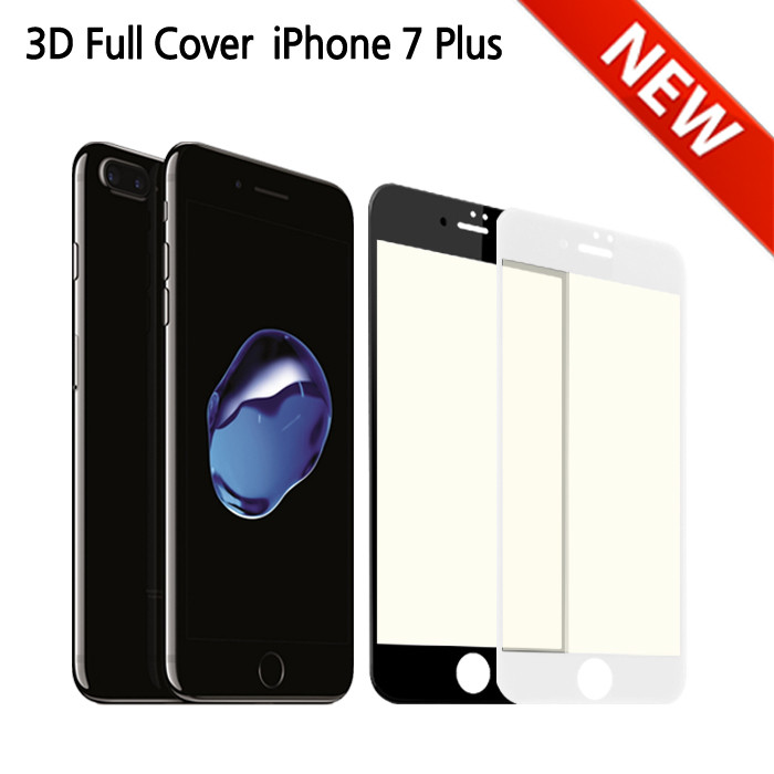 IPhone 7 Plus 3D Full cover blue light blocking screen protector