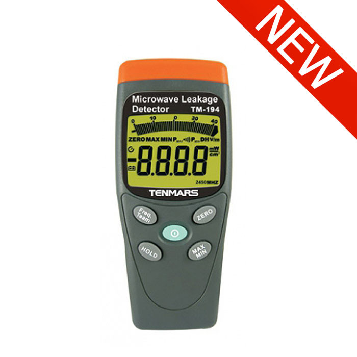 TM-194 Microwave Electromagnetic Meter