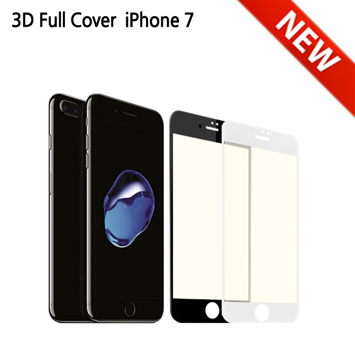 IPhone 7 3D full cover blue light blocking screen protector