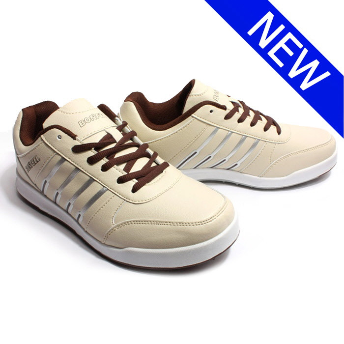 Earthing Shose Golf/ Casual man's Karoa Beige