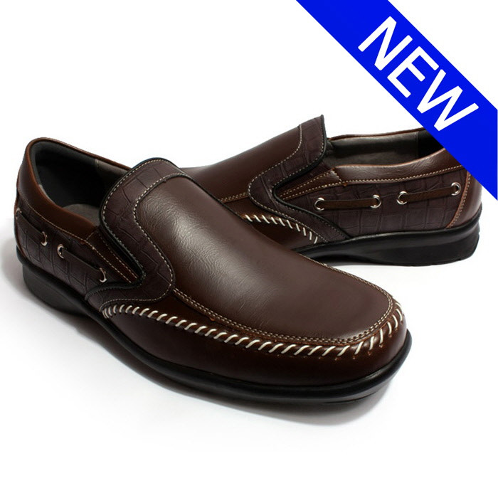 Earthing  Men's Shoes Casual  4610 Brown