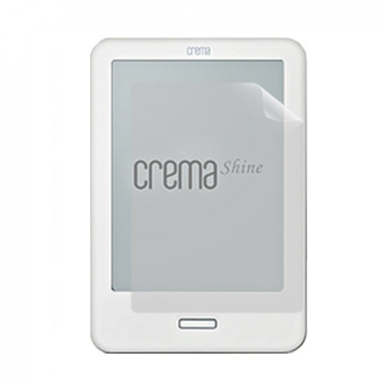 Crema shine blue light LCD protective film for blocking (anti-fingerprint)