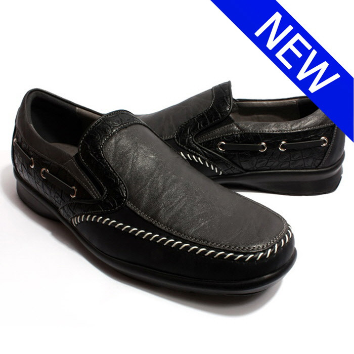 Earthing Shoes Men's Casual 4610 Black