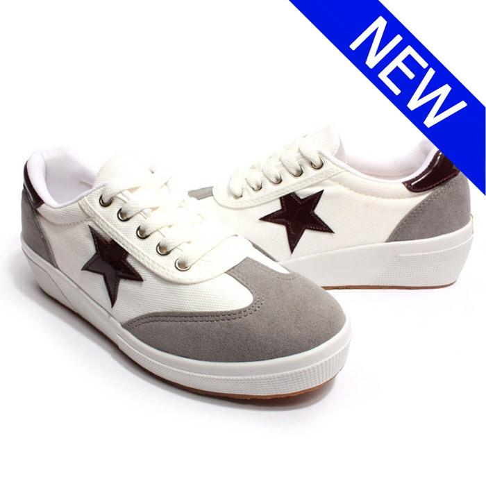 Earthing Shoes Women's Casual Shoes White 5603