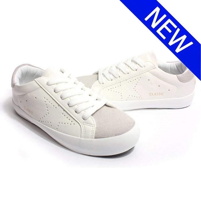 Earthing Shoes Women's Casual Shoes White 4620
