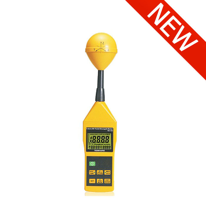 [Rent / 7] TM-196 RF 3-axis high-frequency electromagnetic meter