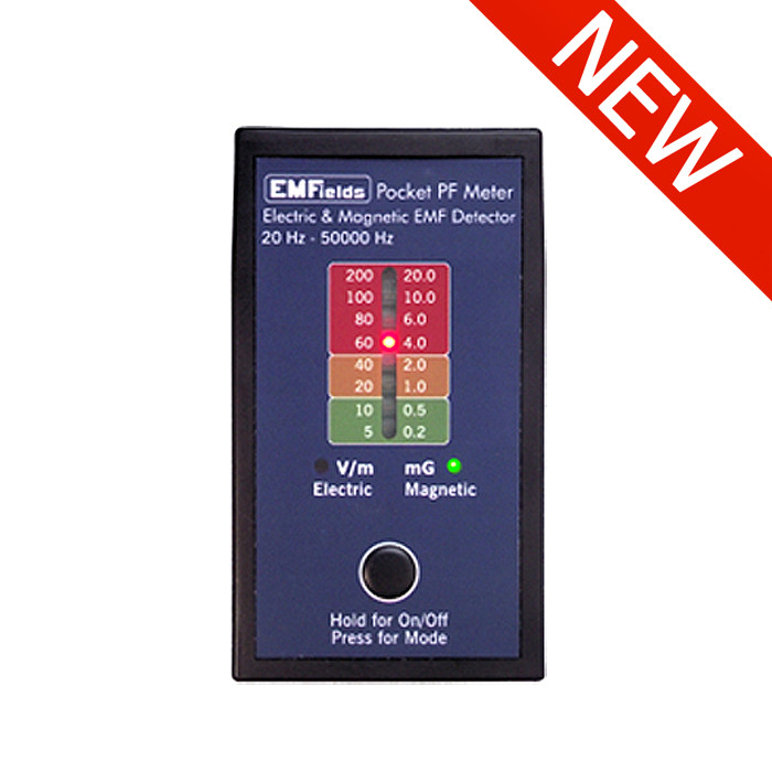 [Rent / 7] PF5 portable low frequency meter