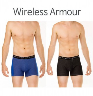 Wireless Armour electromagnetic shield Underwear