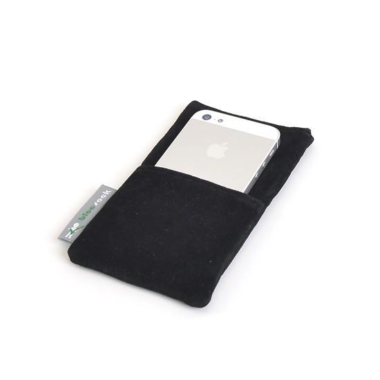 Bloc sock smartphones electromagnetic shield Pouch