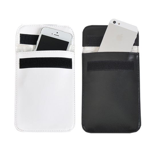 PhonePod smartphones electromagnetic shield Pouch