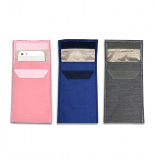 PhonePurse smartphones electromagnetic shield Pouch