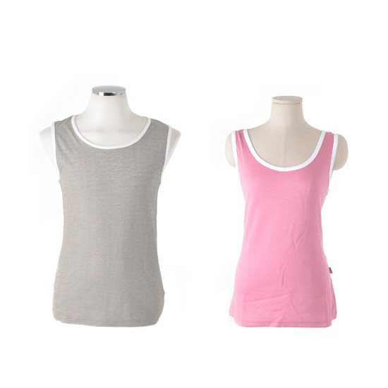 Electromagnetic shield Sleeveless T-shirt EMF Shield Sleeveless Blouse