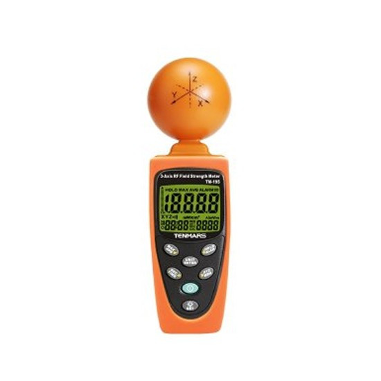TM-195 RF 3-axis high-frequency electromagnetic meter