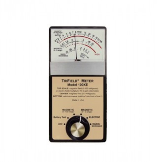 [Rent / 7] TriField Meter 60Hz Electromagnetic Meter