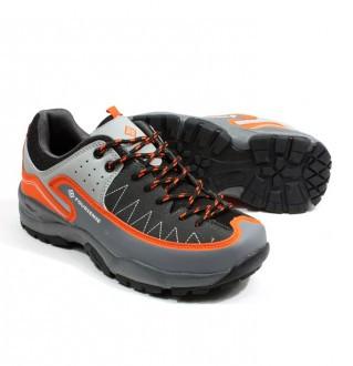 Earthing  hiking shoes men's 3516 Gray