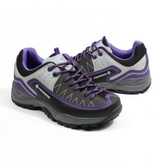 Earthing  hiking shoes 3516 Women's Purple