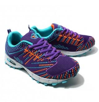 Earthing shoes Sneakers 2535 Women's Purple