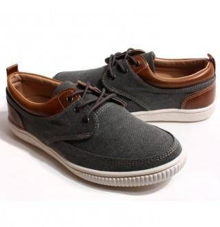 Earthing  Men's Shoes Casual  4605 AL Black