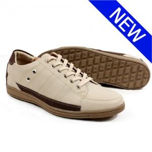 Earthing  Shoes Men's Shoes 1410 Beige