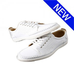 Earthing  Shoes Men's Shoes White 1411