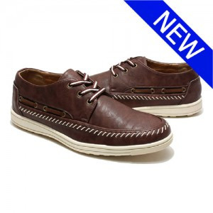 Earthing Shoes Men's Shoes 1505 Brown