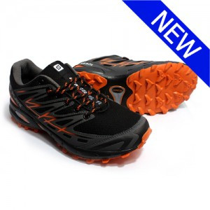 Earthing shoes men's sneakers 2611 Orange Orange